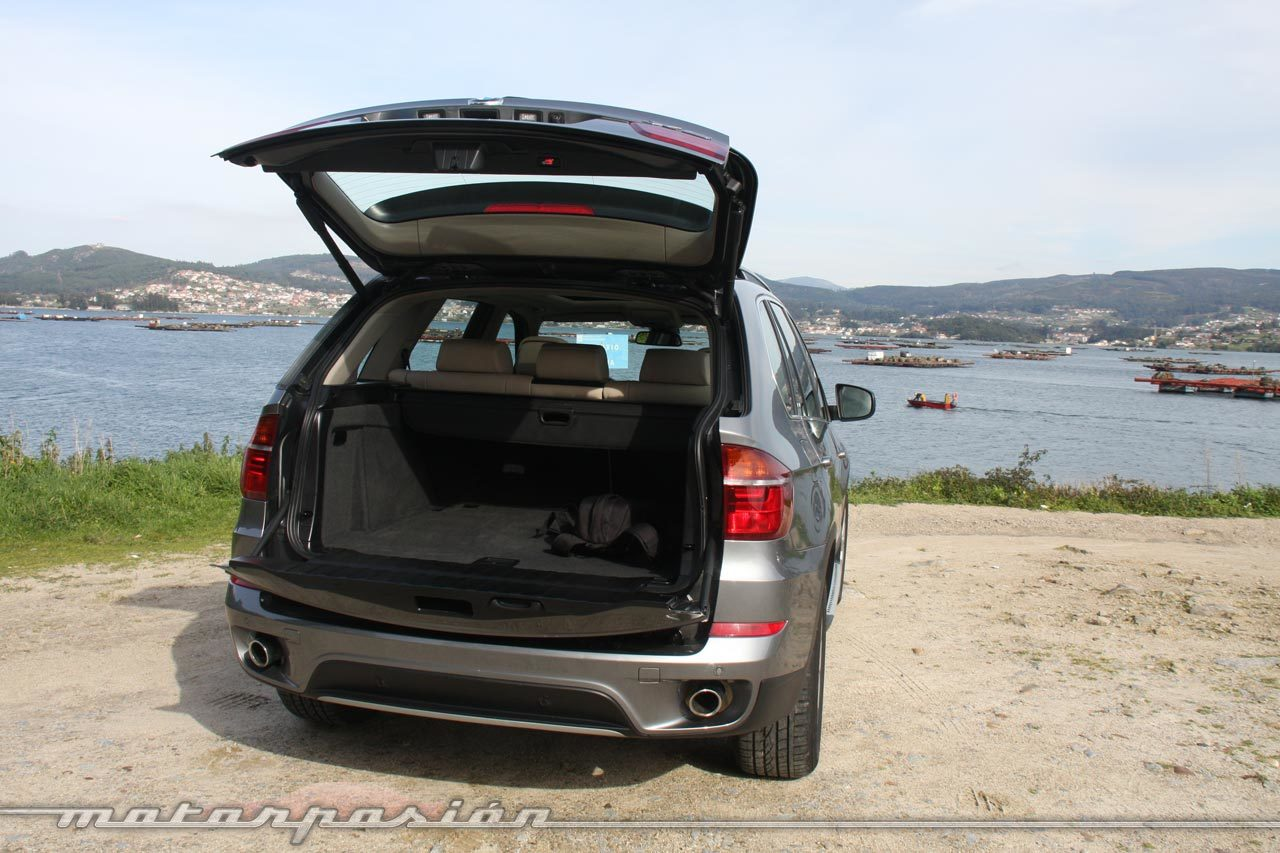 Foto de BMW X5 4.0d xDrive (prueba) (22/48)