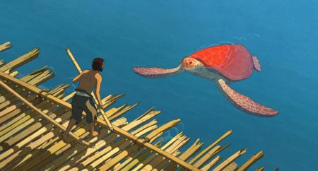 'La tortuga roja', tráiler y cartel de una coproducción del estudio Ghibli