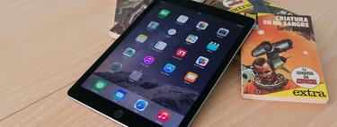 El iPad Air 2 cumplirá en octubre 6 años de soporte récord, triplicando el de otras tablet competidoras