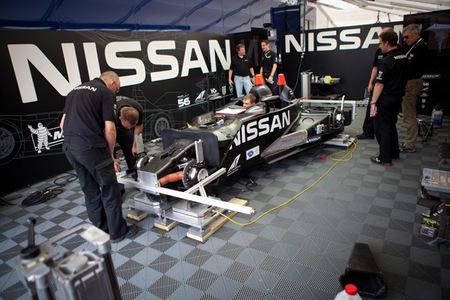 El Nissan-DeltaWing estará listo para Petit Le Mans