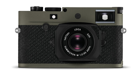 Leica M10 P Reporter Front