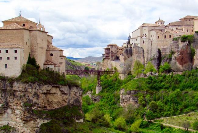 Senderos junto a los ríos de Cuenca