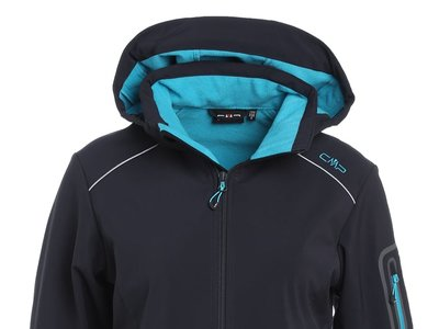 45% de descuento en la chaqueta soft shell de CMP para no pasar frío por sólo 54,95 euros en Zalando