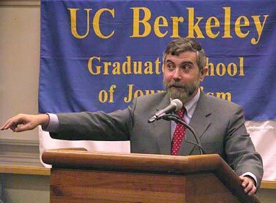 """Krugman: """"Hay que sostener la demanda"""""""