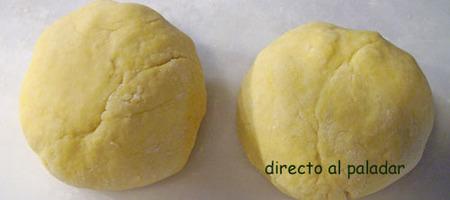 Dos bolas de similar tamaño
