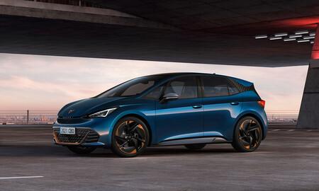 El CUPRA Born ya está disponible: el compacto eléctrico deportivo de 204 CV casi calca precio con el Volkswagen ID.3