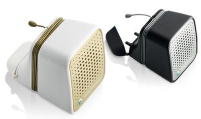 Altavoces portables MPS-30 de Sony Ericsson