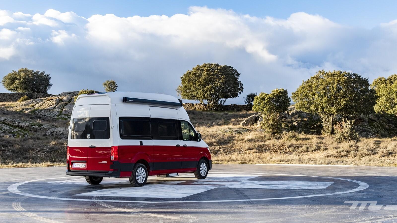 Foto de Volkswagen Grand California 2021, prueba (18/28)