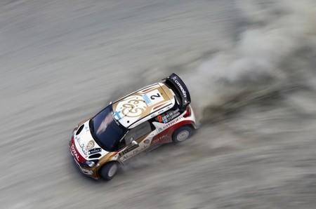¿El Rally Acrópolis con destino al Campeonato de Europa?