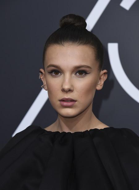 Los mejores maquillajes de los Globos de Oro 2018