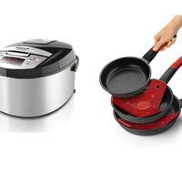 5 ofertas del día en artículos para la cocina en Amazon: tostadoras, ollas a presión, sartenes o robots de cocina rebajados