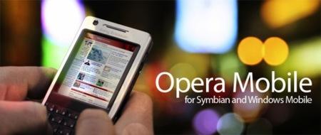 Opera Mobile 10 para operadoras y fabricantes