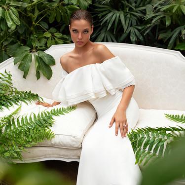 Pronovias y Zac Posen: así es la espectacular colección de vestidos de novia para dar un sí quiero de Alta Costura