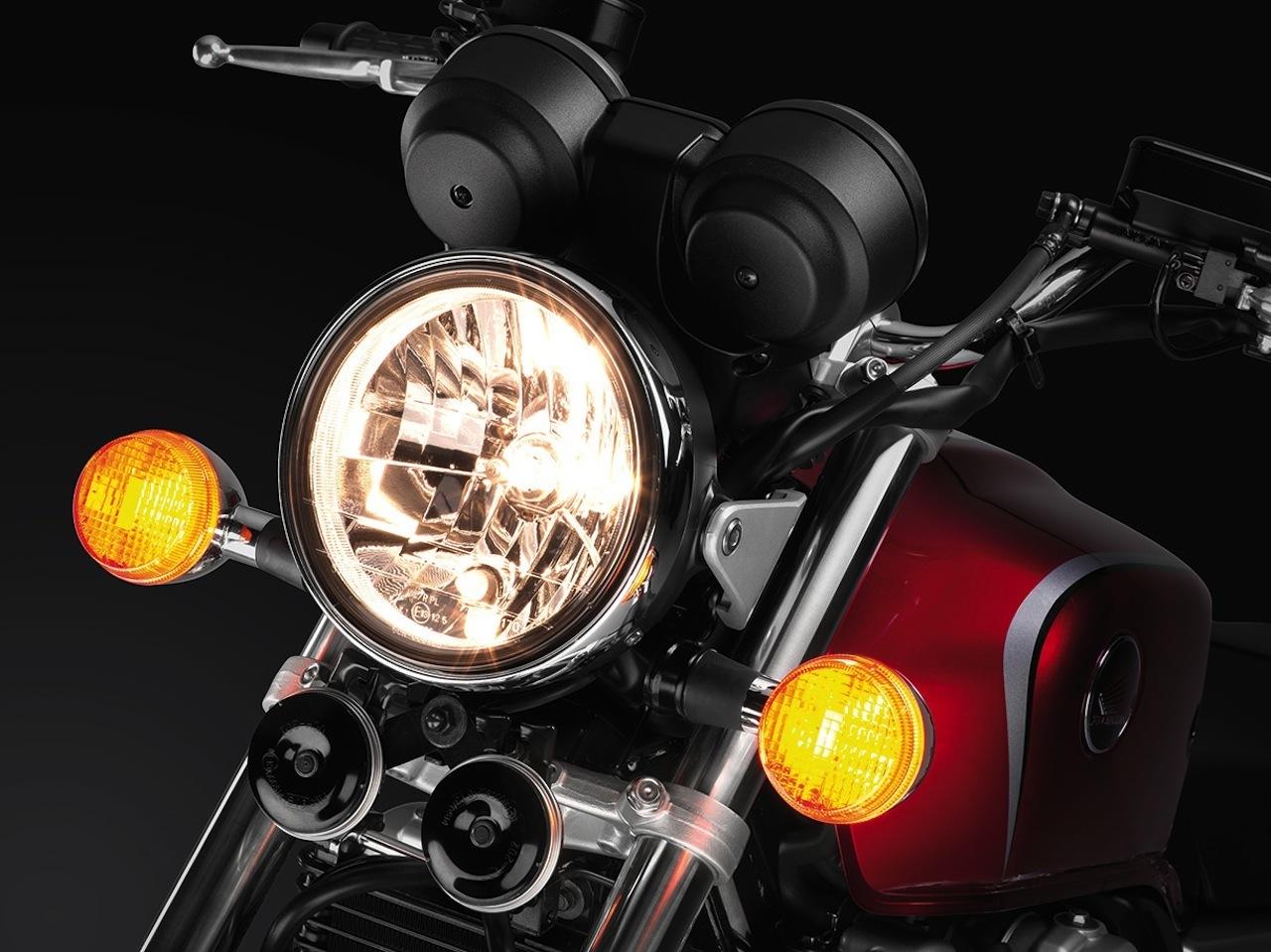 Foto de Novedades Salón de Colonia 2012: Honda CB1100 (21/30)