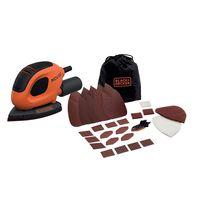 5 ofertas de Amazon en herramientas Black & Decker: taladros, amoladoras, lijadoras y sets de brocas