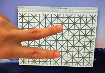 Ilusion Optica Dedos