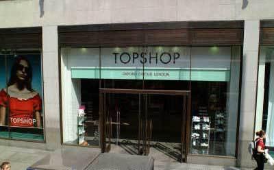 Topshop recibe a Michael Jackson
