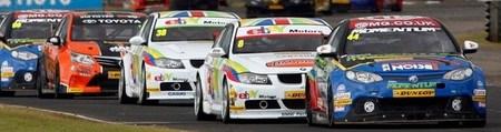 Dunlop MSA British Touring Car Championship, el campeonato británico de turismos