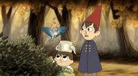 Boing estrena 'Más allá del jardín', una pequeña maravilla animada