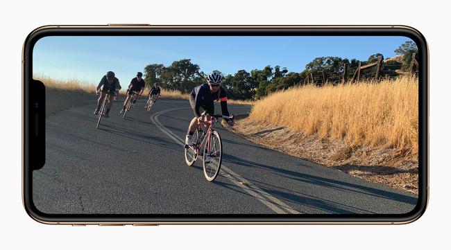 Apple Iphone Xs Gold Video Screen 09122018