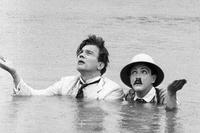 'Too Much Johnson', la primera película de Orson Welles