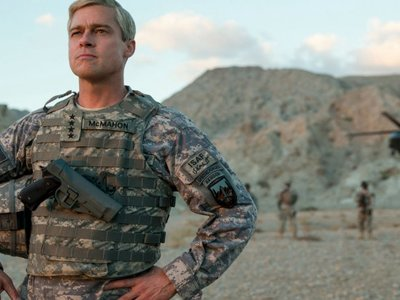 'Máquina de guerra', primer tráiler de la inusual comedia con Brad Pitt para Netflix