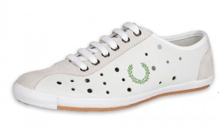 Fred Perry: cycling
