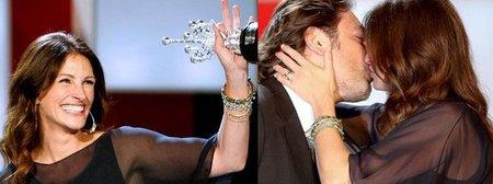 San Sebastián 2010   Julia Roberts recoge el Premio Donostia mientras presenta 'Come, reza, ama'