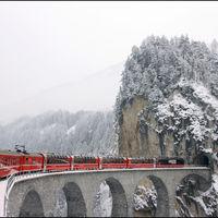 Suiza, patria querida