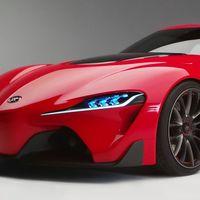 Marca tu calendario, el nuevo Toyota Supra se presentará el 6 de marzo en Ginebra