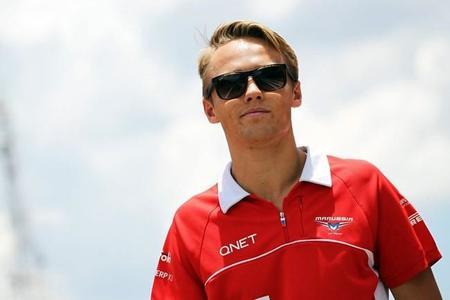 Max Chilton, muy cerca de renovar por Marussia