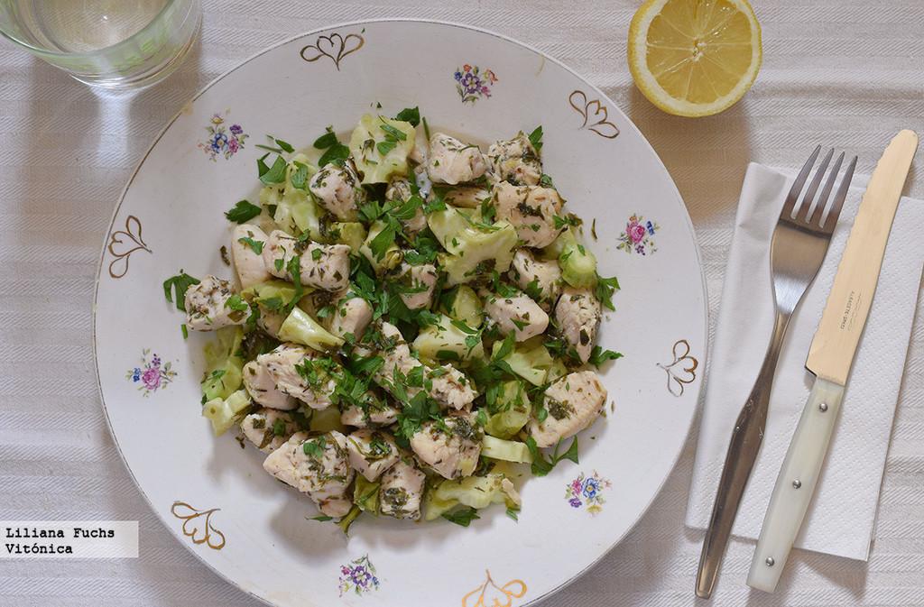 Menú de batch cooking saludable y ligero para resolver tus comidas semanales