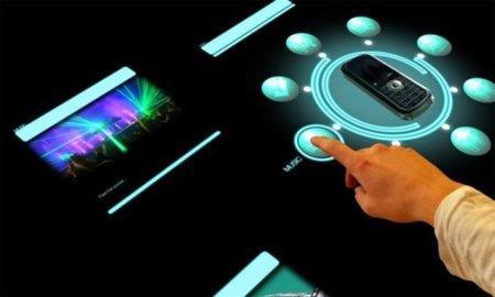 Sony atracTable: la competencia de Microsoft Surface, en junio