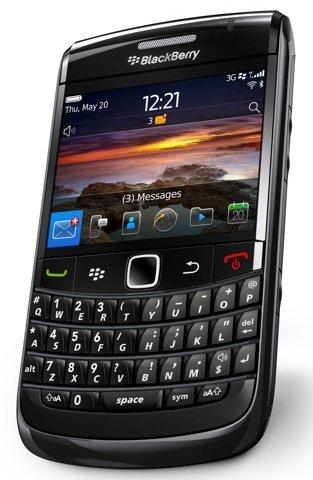BlackBerry Bold 9780, nuevo smartphone de gama alta con BlackBerry OS 6