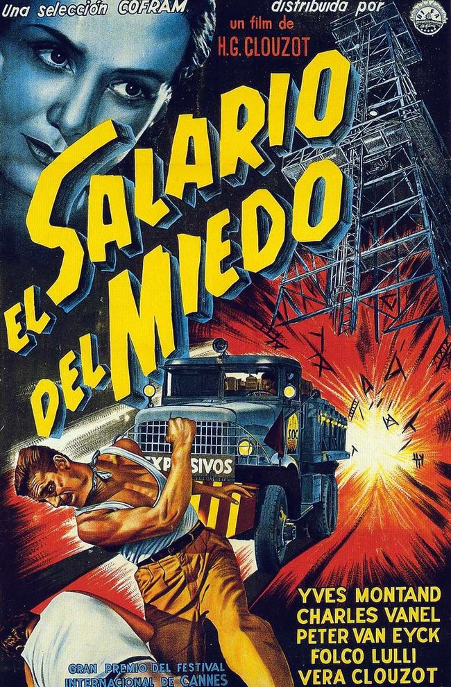 El Salario Del Miedo
