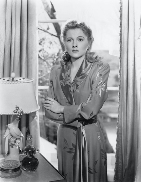 Suspicion Joan Fontaine