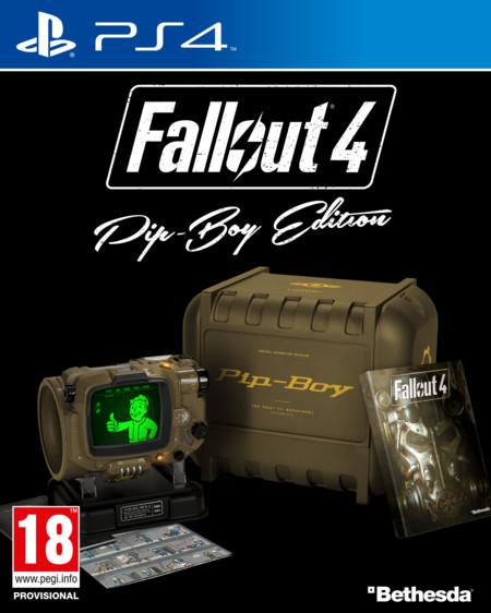 Fallout 4 Pip Boy Edition 2