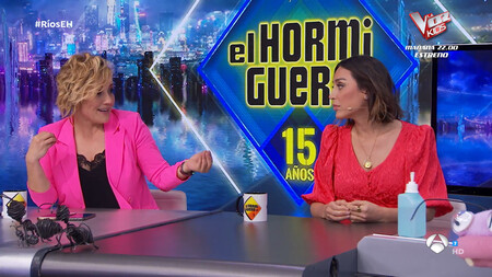 Cristina Pardo Tamara Falcó