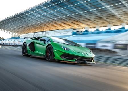 sucesor del Lamborghini Aventador