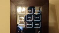 Este espejito mágico te muestra las notificaciones del móvil en su superficie