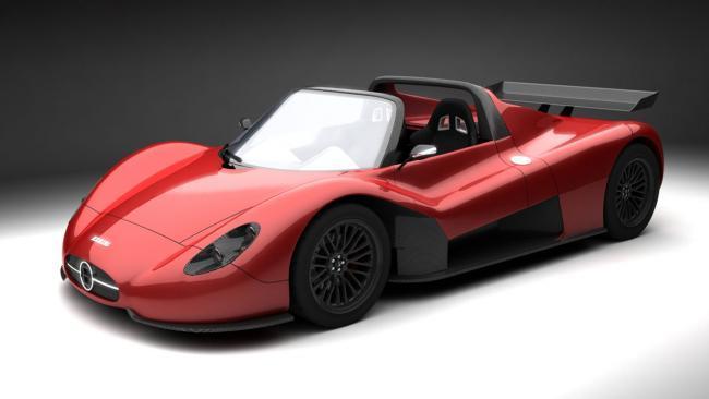 Ermini 686 Seiottosei Roadster