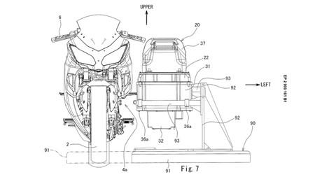 La primera moto eléctrica de Kawasaki podría ser una Ninja 400 con baterías intercambiables