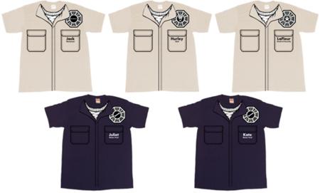 Camisetas de la Iniciativa Dharma