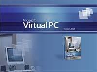 Microsoft para el desarrollo de VirtualPC