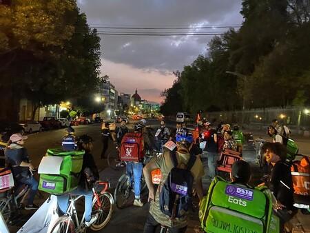Repartidores de Uber, Rappi y DiDi harán paro en México y en todo el mundo: siguen en la búsqueda de prestaciones laborales