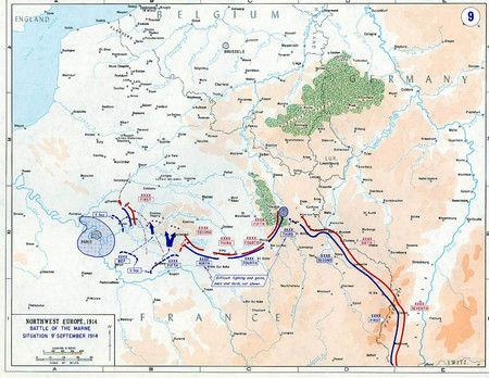 Primera batalla de la Marne