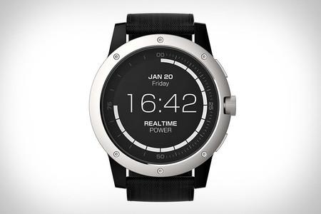 Este smartwatch obtiene su energía del calor corporal, y asegura que nunca necesitaremos cargarlo