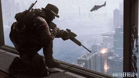 Camuflajes y modificaciones de armas en los últimos vídeos de 'Battlefield 4'