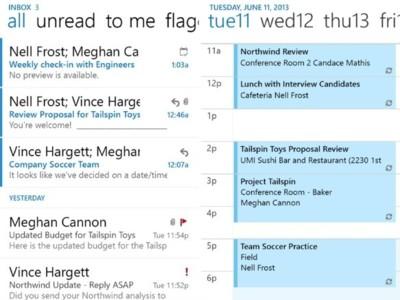 Microsoft lanza Outlook Web App para iOS, y afortunadamente no es lo que parece