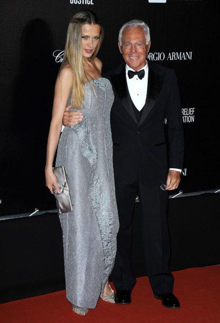 Petra Nemcova en Cannes 2012